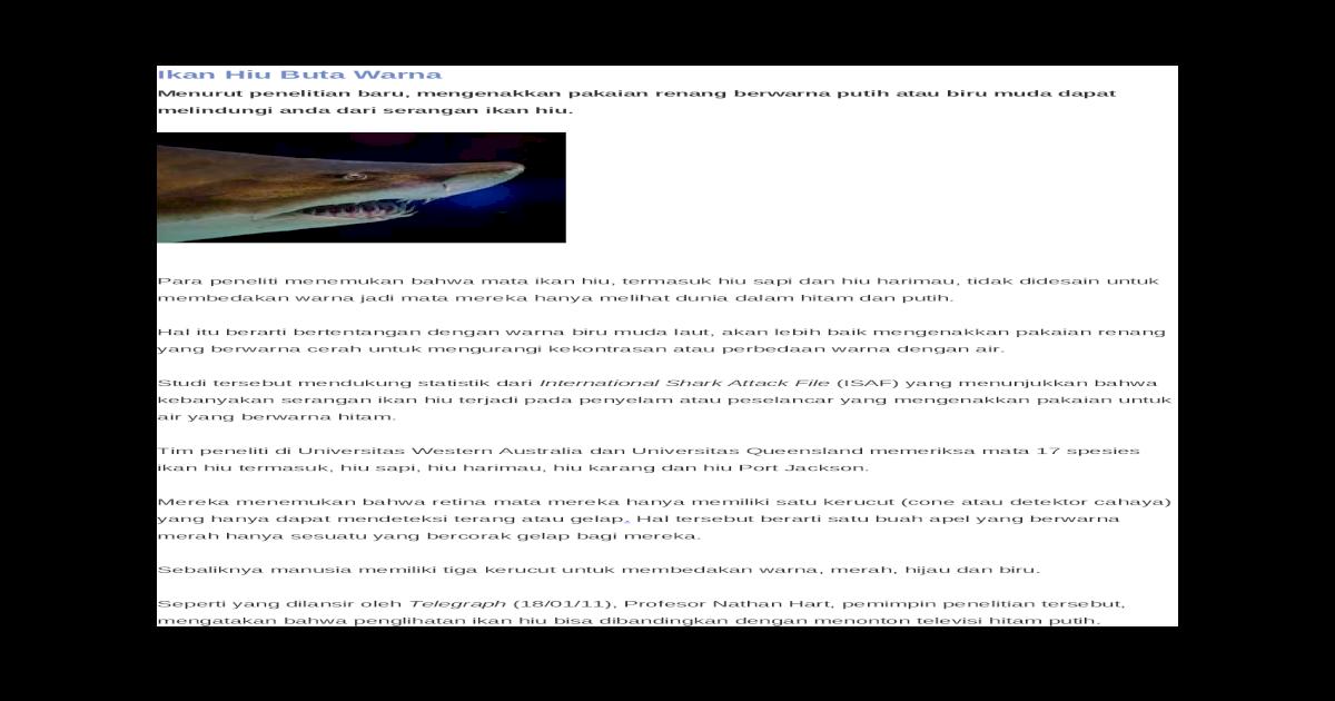 61 Koleksi Gambar Hitam Putih Hiu HD Terbaru