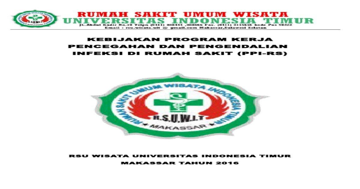 Sk Kebijakan Program Kerja Docx Pdf Document