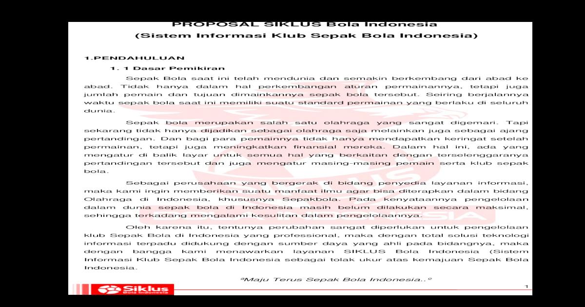 1 Dokumen Proposal Proyek Fix Doc Document