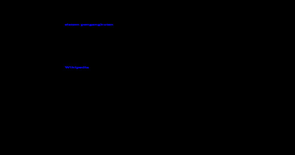 Konsep Dan Takrifan Sistem Pengangkutan Doc Document